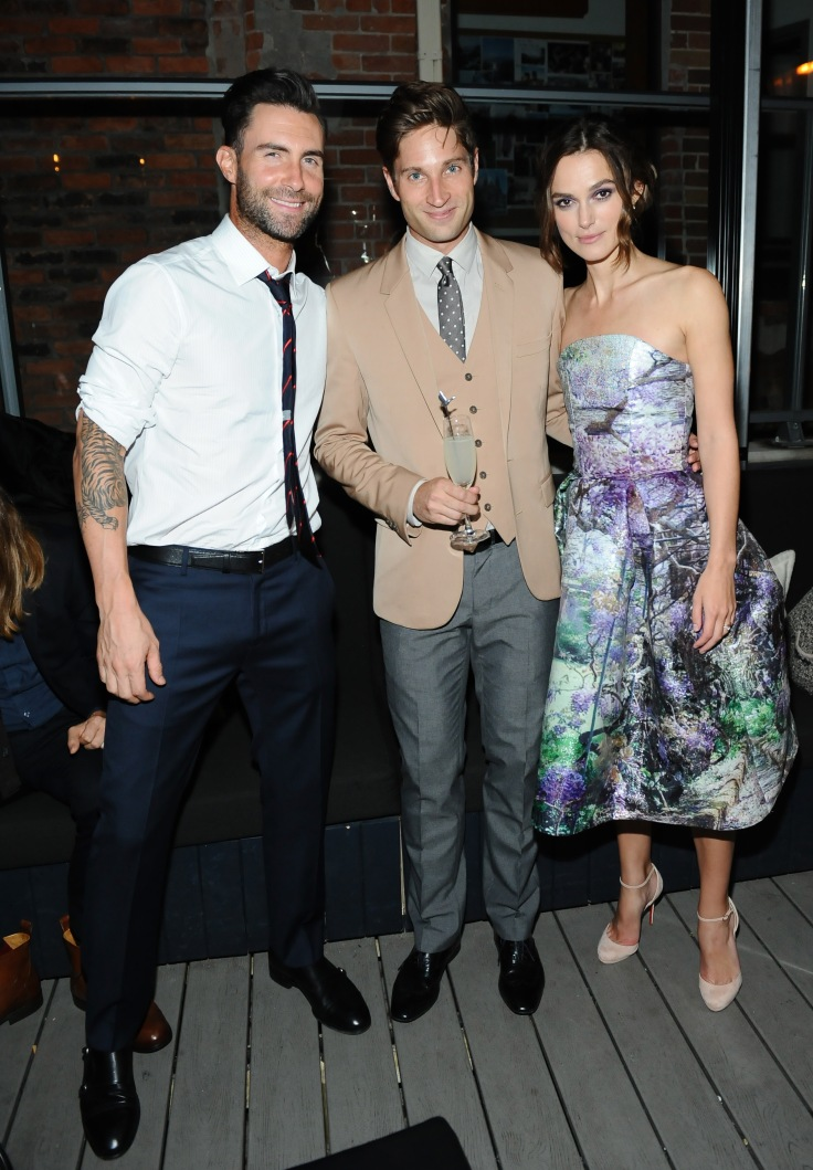 """2013 Toronto International Film Festival - Grey Goose vodka Party For """"Can A Song Save Your Life"""" with The Bay"""