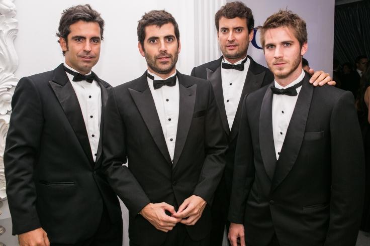 Marc Esque, Arturo Peris, Enrique Sotomayor, Marc Alanis