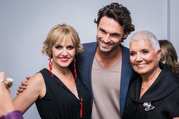 Rosa Tous, Ivan Sánchez, Rosa Oriol
