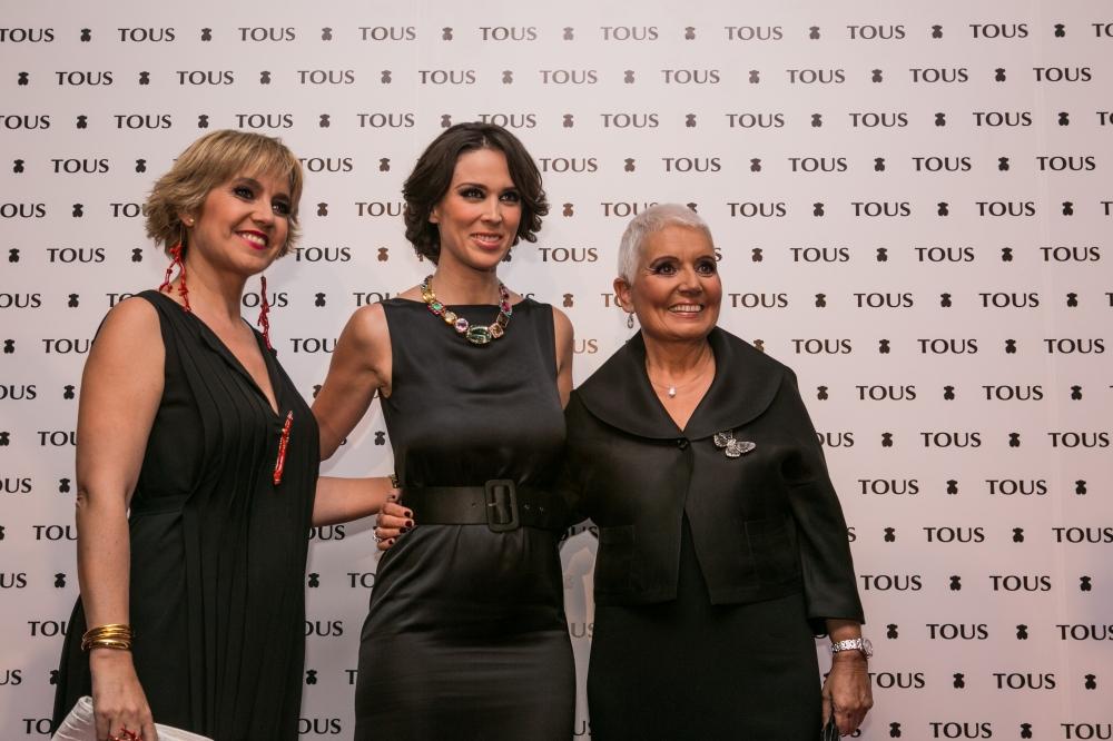 Rosa Tous, Jacky Bracamontes, Rosa Oriola