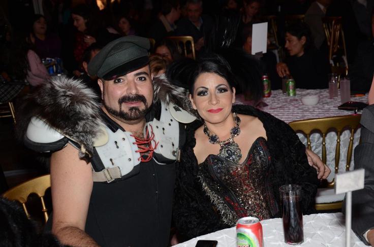 2.-Héctor Terrones, Lourdes Vargas-Tomorrow´s JK