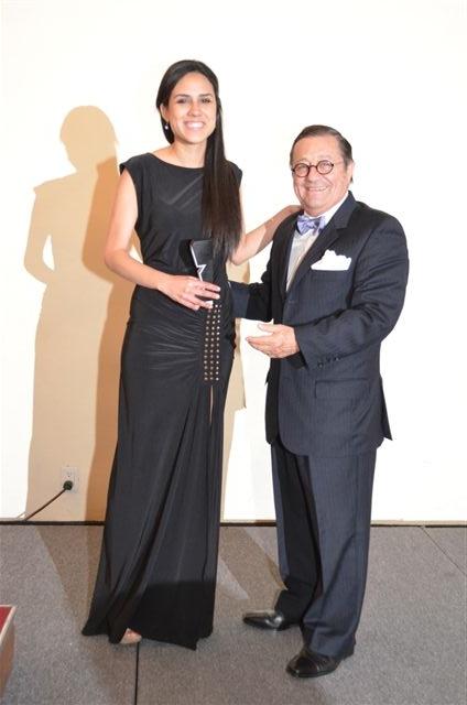 Ana Fernanda Rodriguez y Félix Sánchez