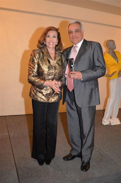 Kena Moreno y Alejandro Faes