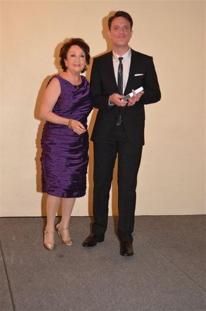 Maria Emilia Pietrini y Miguel Angel Alva