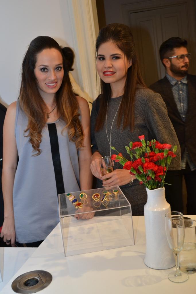 Ana Sofia y Adriana Gastelum