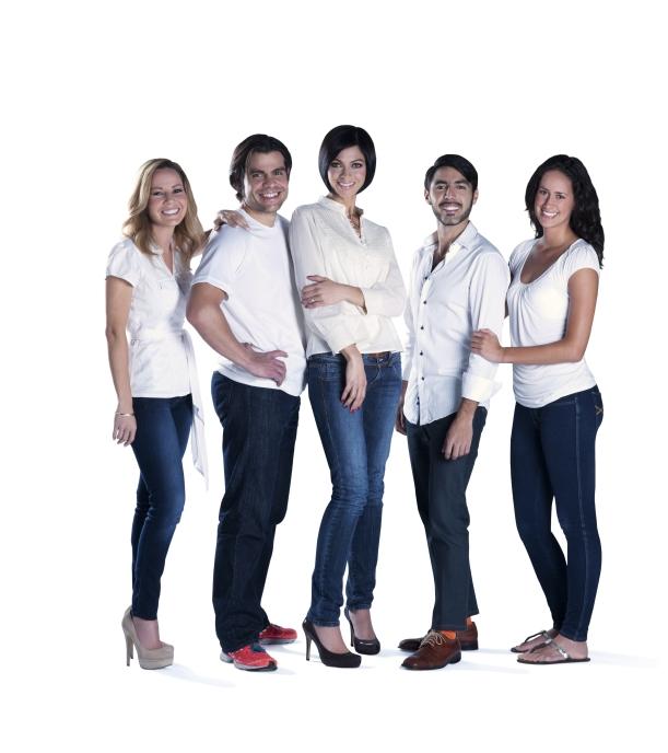 Celina del Villar y 4 expertos
