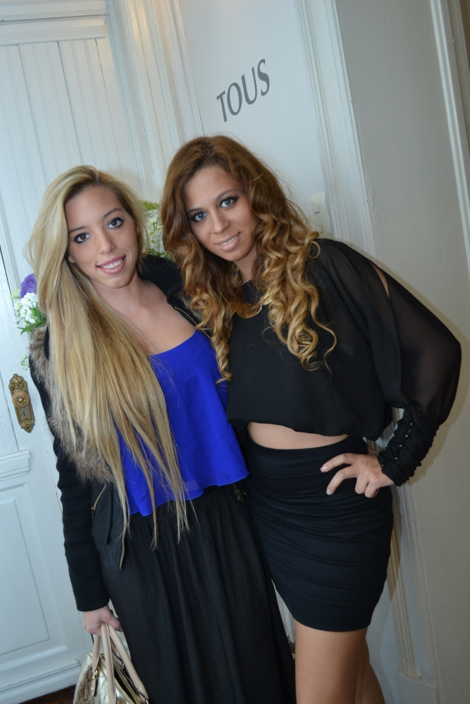 Maria Fernanda y Karina Aroundad