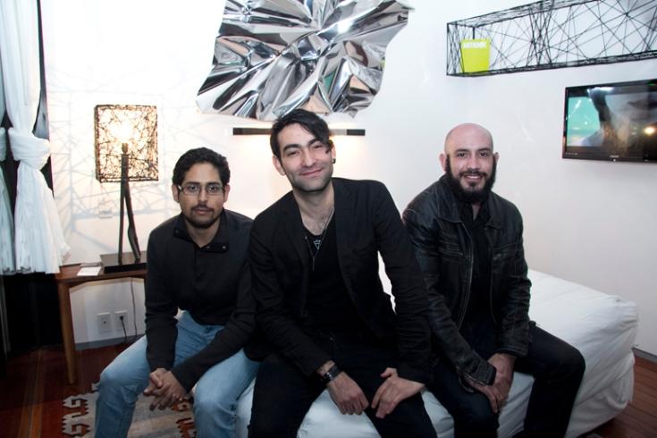 PETÁGONO ESTUIO Rodrigo Guadarrama, Erick Sauxedo y Salvador Fernández