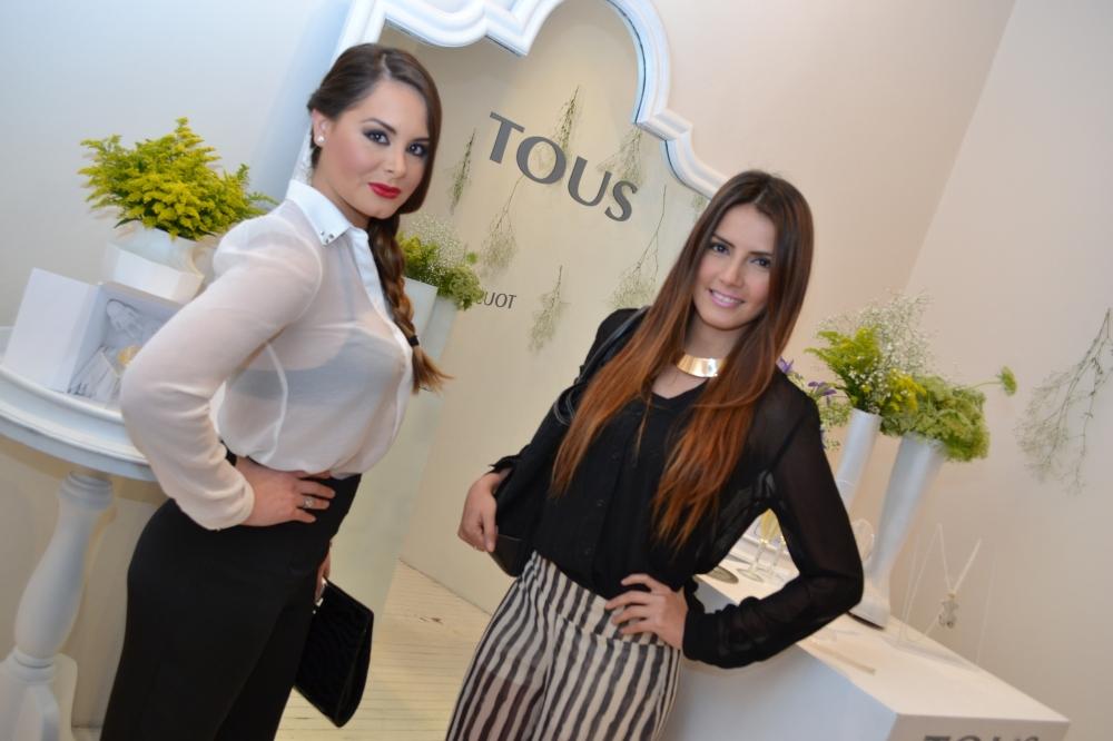 Vanessa Restrepo, Laura Montijano, Lorena Galán