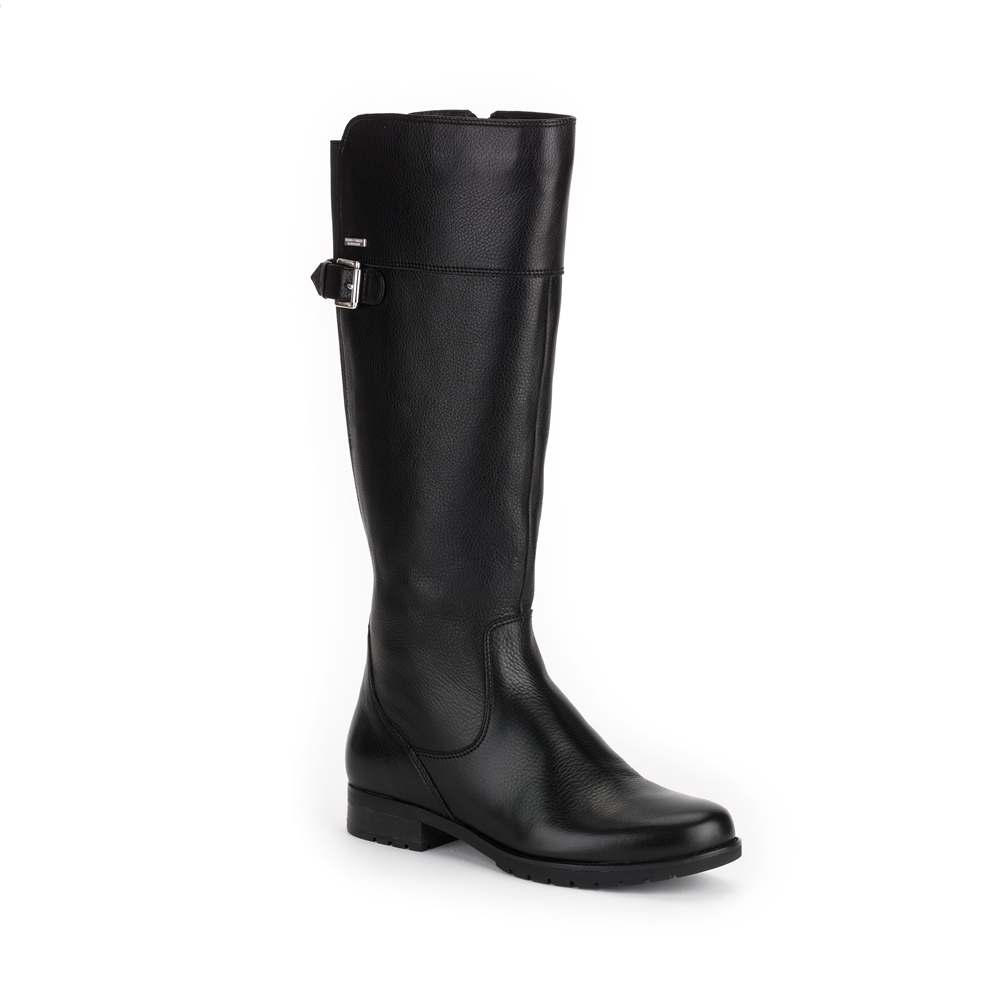 7.-ROCKPORT Dama-TRISTINA PANEL BOOT-BLACK