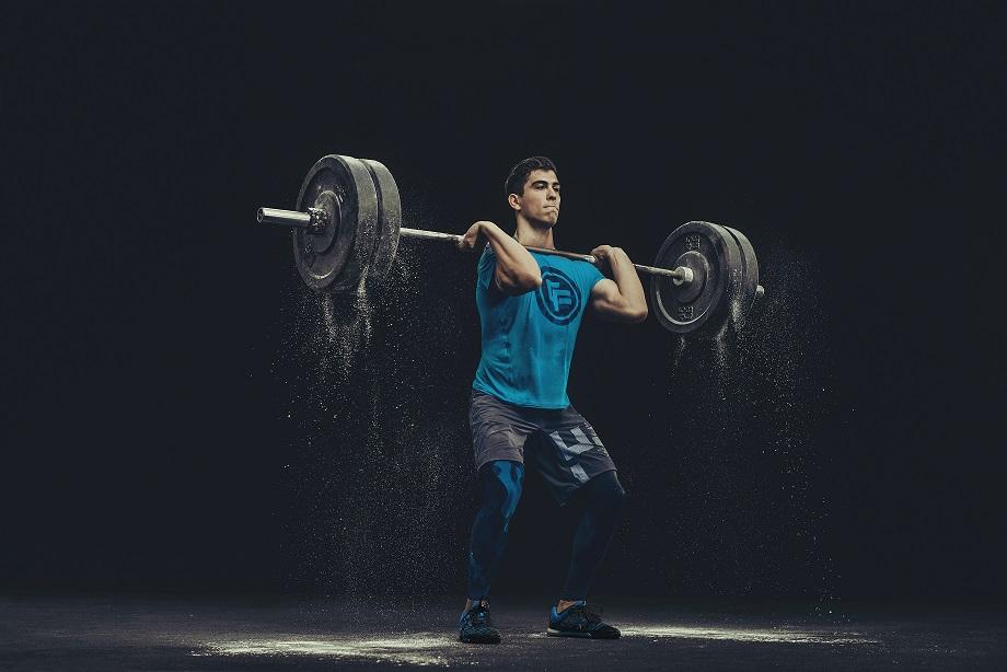 2Fotografía por Carlos Serrao - Garret Fisher presenta Reebok CrossFit