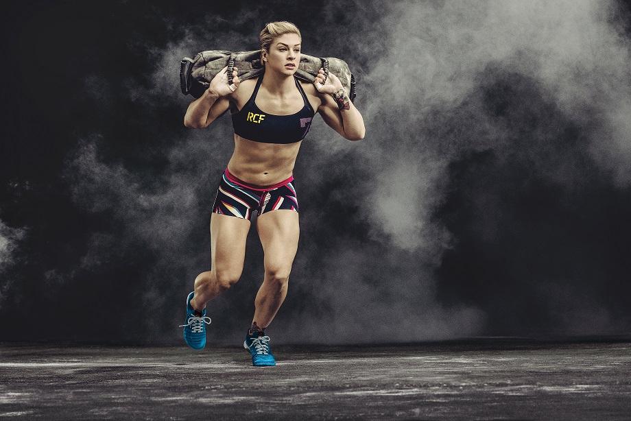 2Fotografía por Carlos Serrao - Lindsey Valenzuela presenta Reebok CrossFit