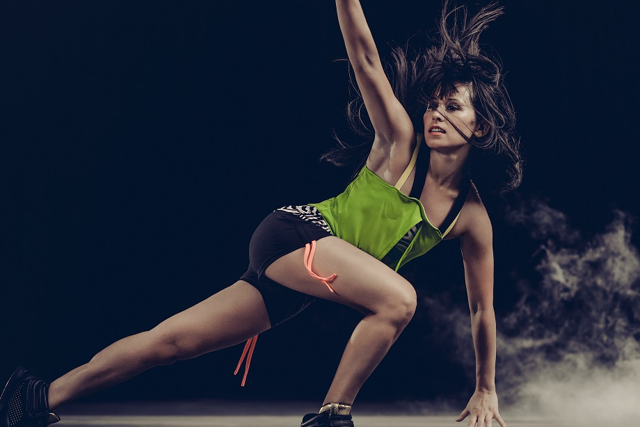 2Fotografía por Carlos Serrao - Vanessa Vassallo presenta Reebok Dance