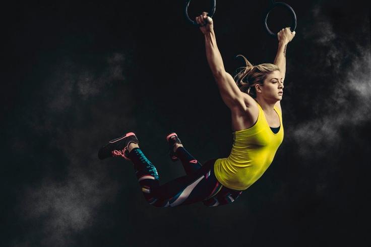 Fotografía por Carlos Serrao - Lindsey Valenzuela presenta Reebok CrossFit