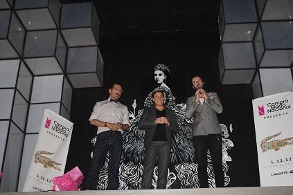 MemoMartínez_JorgeBarylka(Director Lacoste Mexico)_JuanchiTorre (Director Compra Moda Nacional)
