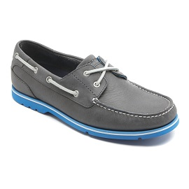 ROCKPORT-Caballero-SUMMER TOUR 2 EYE BOAT-DARK GREY-$1,899.00