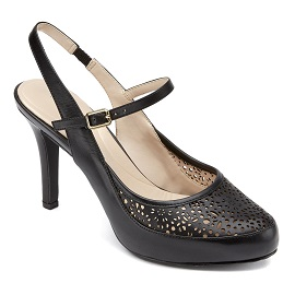 ROCKPORT-Dama-SEVEN TO 7 HEEL 95MM LASER SLING-BLACK-$2,299.00
