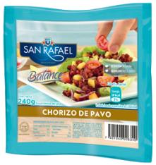 Chorizo de Pavo 240 g- Balance San Rafael