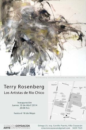 invit Terry Rosenberg 72