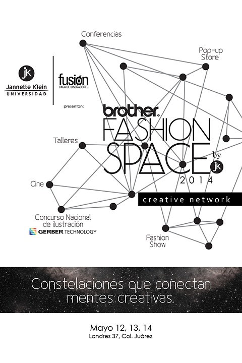 1.-Invitación Brother FASHION-SPACE