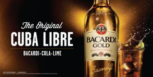 BACARDI LIMITED CUBA LIBRE