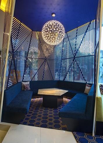 Lounge Detail2 - W Mexico City