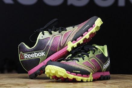 Para carreras de obstáculos, los Reebok All Terrain