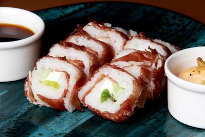 Sushi de Ibéricos