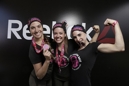Team Reebok - Spartan Chicked
