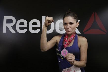 Zoraida Gómez, Team Reebok - Spartan Race Chicked