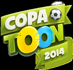 1.-Copa Toon, el nuevo juego en 3D-LOGO