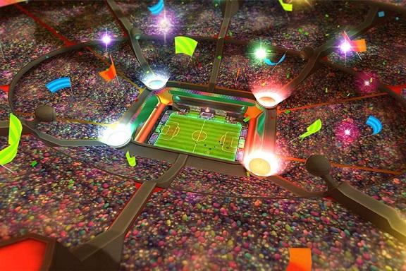 3.-Copa Toon, el nuevo juego en 3D