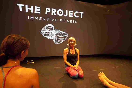 'THE PROJECT IMMERSIVE FITNESS' - Reebok - Les Mills (11)