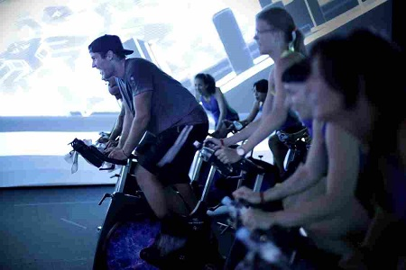 'THE PROJECT IMMERSIVE FITNESS' - Reebok - Les Mills (6)