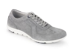 ROCKPORT-TRUWALKZERO II- GREY SDE