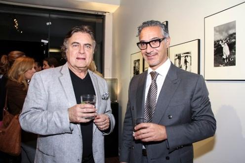Francois Tabolli, Victor Mizrahi