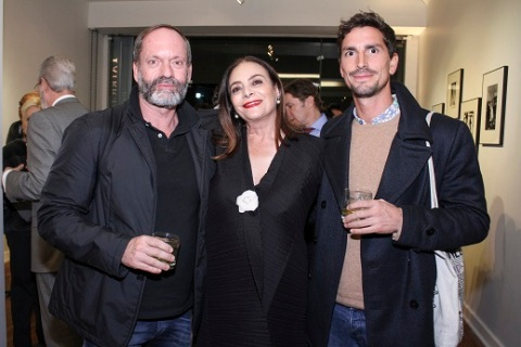 Pablo Del Val, Patricia Conde, Sergio Quin¦âones