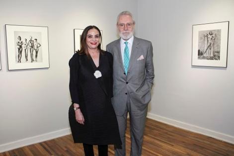 Patricia Conde, Jose Antonio Martinez
