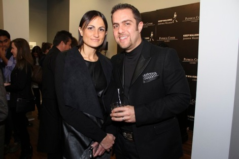 Regina y Carlos Aboumrad