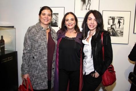 Sonya Santos, Patricia Conde, Martha Ortiz