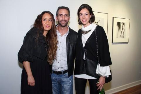 Talia Itami, Rodrigo David, Paloma Mun¦âoz-Seca