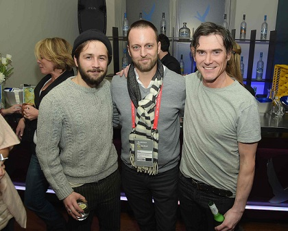 "GREY GOOSE Blue Door Hosts ""The Stanford Prison Experiment"" Party At Sundance - 2015 Park City"