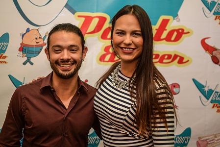 JorgedelRio, Ana Contreras