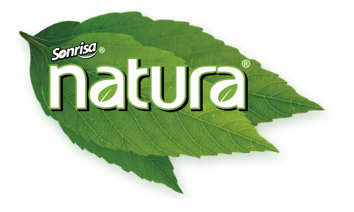 LOGO NATURA hojas